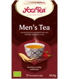 Yogi Tea Men's (17 theezakjes)