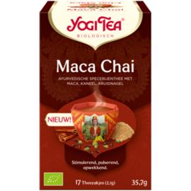 Yogi Tea Maca chai (17 theezakjes)
