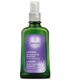 Weleda Lavendel Ontspannende Body Olie (100 ml.)