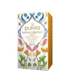 Pukka Herbal Collection (20 theezakjes)