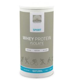 Mattisson Wei Proteine Poeder Isolaat 93% (600 gr.)