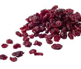 Gedroogde Cranberries (400gr.)