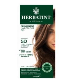 Herbatint  5D Light Golden Chestnut (150 ml)