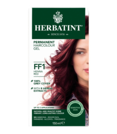 Herbatint  FF1 Flash Fashion Henna Red (150 ml)