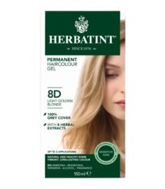 Herbatint  8D Light Golden Blonde (150 ml)
