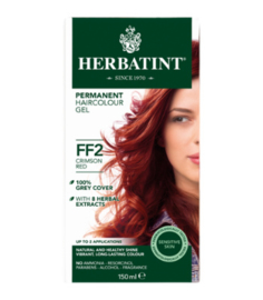 Herbatint FF2 Flash Fashion Crimson Red (150 ml)