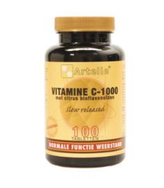 Artelle Vitamine C (100 / 250 tabl.)