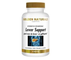 Golden Naturals Lever Support (60 vega. tabl.)