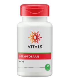 Vitals L-Tryptofaan (60 vega. caps.)
