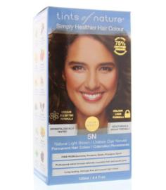 Tints of Nature Natural Light Brown 5N