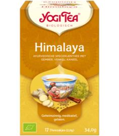 Yogi Tea Himalaya (17 theezakjes)