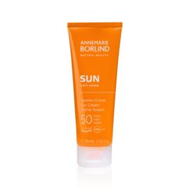 Annemarie Börlind Sun Anti-Aging zonnebrandcrème SPF 50 (75 ml.)