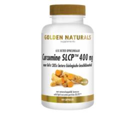 Golden Naturals  Curcumine SLCP 400 mg  (60 vega.caps.)