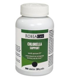 RobeaCare Chlorella Support (2 x 1000 tabl.)