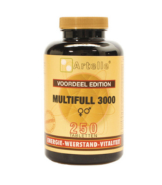 Artelle Multifull 3000 (100 / 250 tabl.)