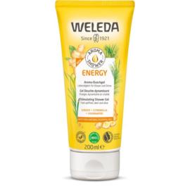 Weleda Aroma Shower Energy Activerende douchegel ( 200 ml.)
