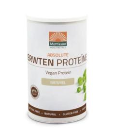 Mattisson Vegan Absolute Erwten Proteïne Poeder Naturel 86% (350 gr.)