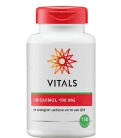 Vitals Ubiquinol 100 mg (150 vega. caps)