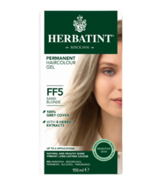 Herbatint  FF5 Flash Fashion Sand Blonde (150 ml)