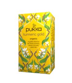 Pukka Turmeric Gold (20 theezakjes)