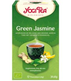 Yogi Tea Green Jasmine (17 theezakjes)