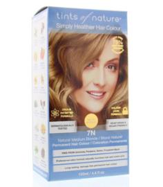 Tints of Nature Natural Medium Blonde 7N