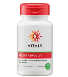 Vitals Resveratrol -VT (60 vega. caps.)