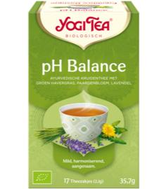 Yogi Tea pH Balance (17 theezakjes)