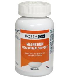RobeaCare Magnesium Bisglycinaat Support (2 x 120 tabl.)
