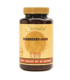 Artelle Cranberry 5000mg (100 / 220 caps.)