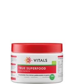 Vitals TrueSuperfood biologisch (200 gram)