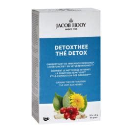 Jacob Hooy Detox (50 theezakjes)