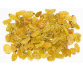Gele Jumbo rozijnen (500 gr.)
