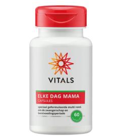 Vitals Elke Dag Mama (60 vega. caps.)