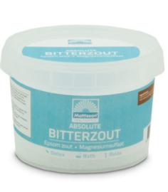 Mattisson Bitterzout – Epsom Zout Salt Magnesium Sulfaat