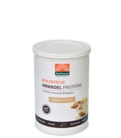 Mattisson Vegan  Bio Amandel Proteïne 50% (350 gr.)