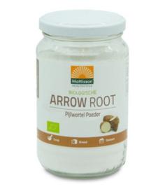 Mattisson Pijlstaartwortel Poeder – Arrow Root Bio (190 gram)