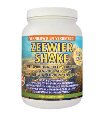 Zeewier Eiwitshake (500 gram)