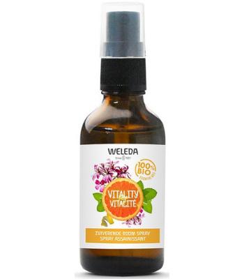 Weleda Zuiverende Room Spray Vitality (50 ml.)
