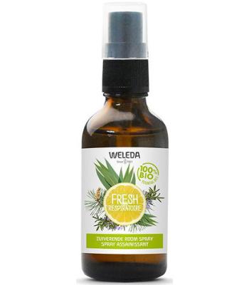 Weleda Zuiverende Room Spray Fresh (50 ml)