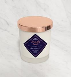 Gloriously Good Lavender Ylang Ylang Aromatherapie Geurkaars