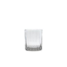 Brût | Homeware Whiskey Glas 25 CL Clear, set van 4
