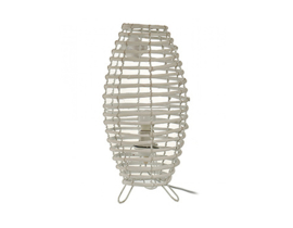 Conical lamp - White