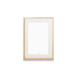 Vtwonen | Fotolijst | Hout | 51 x 71 cm