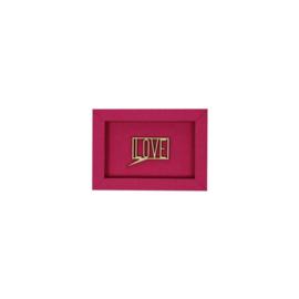 Werkpunk Love | Roze | XS