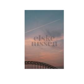 Foto Nijmegen | Zonsondergang