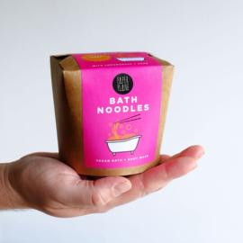 Tangy Thai Bath Noodles - 100% natuurlijke en veganistische bodywash