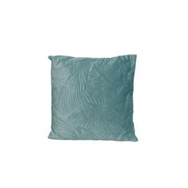 Kissen | Polyester | Blau Grün