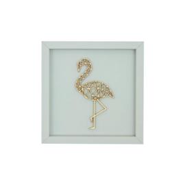 Werkpunk Flamingo | Lichtgrijs | M