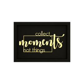 Werkpunk Collect Moments | Zwart | L